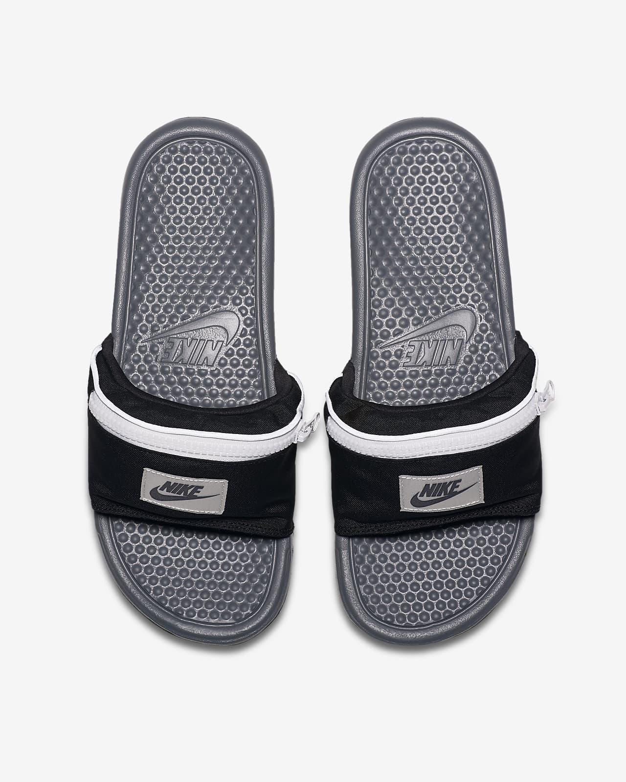 despierta Hervir Cuadrante  Nike Benassi JDI Fanny Pack Men's Slide. Nike.com