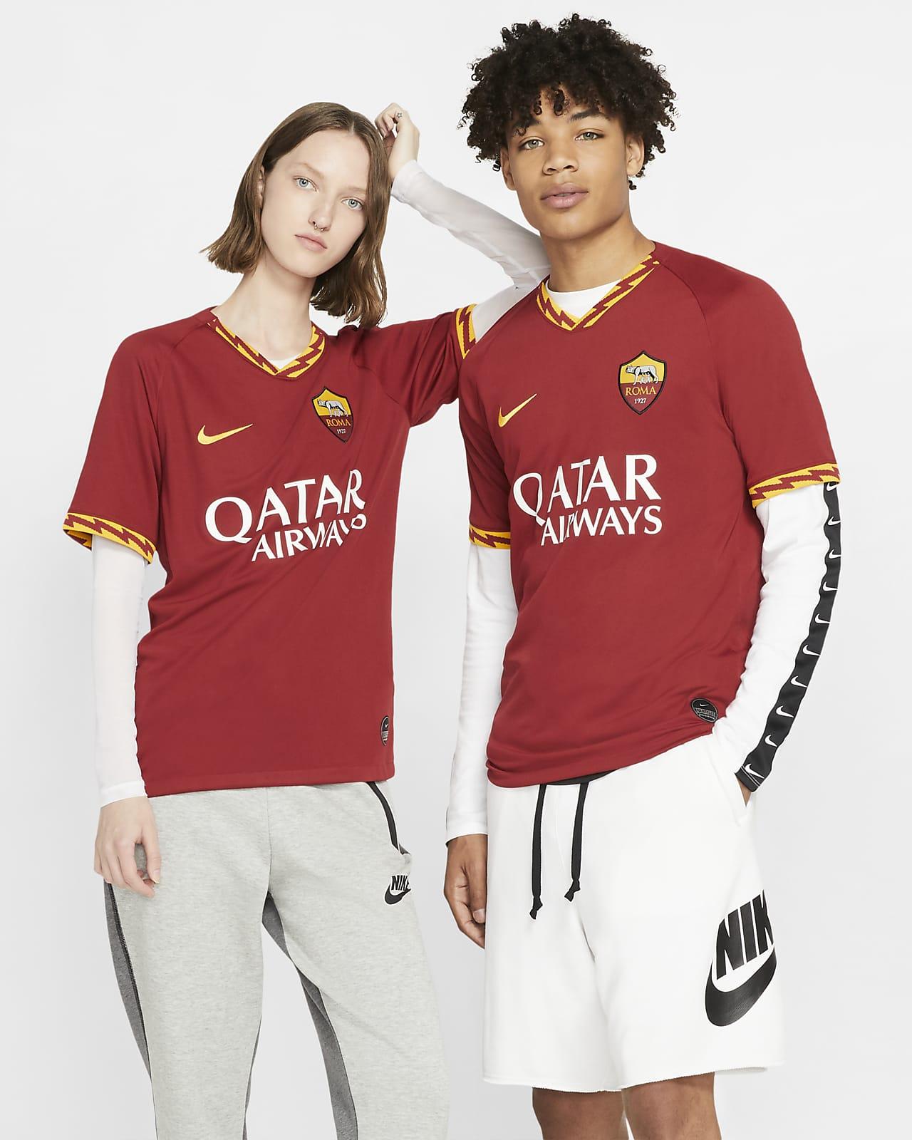A.S. Roma 2019/20 Stadium Home Men's Football Shirt