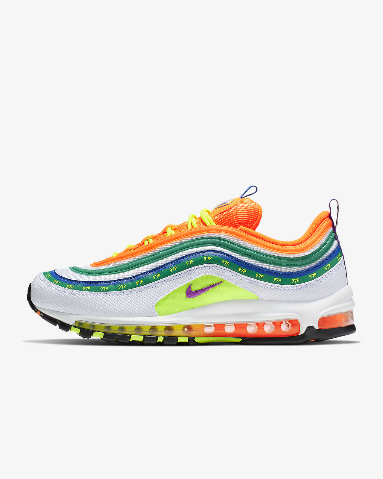 Nike Air Max 97 On Air Jasmine Lasode Shoe