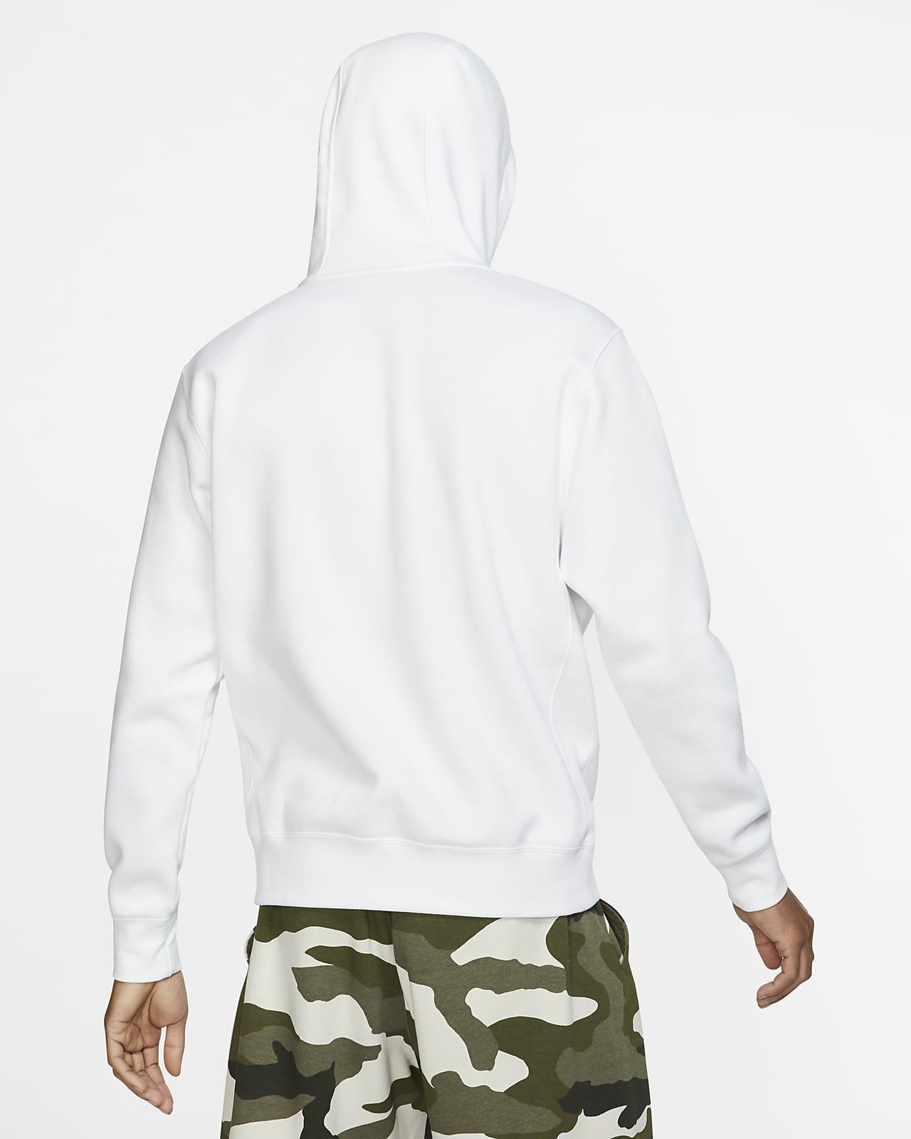 pobreza Colector parcialidad  Nike Sportswear Club Fleece Pullover Hoodie. Nike AE