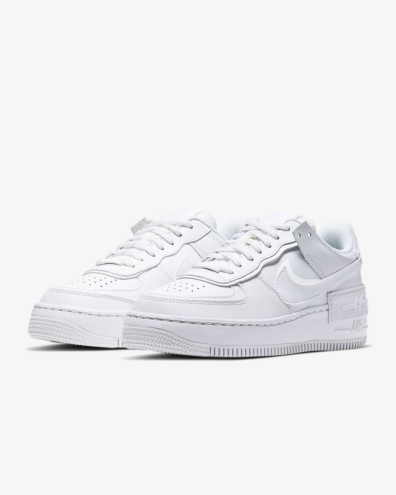 air force 1 shadow femme gris