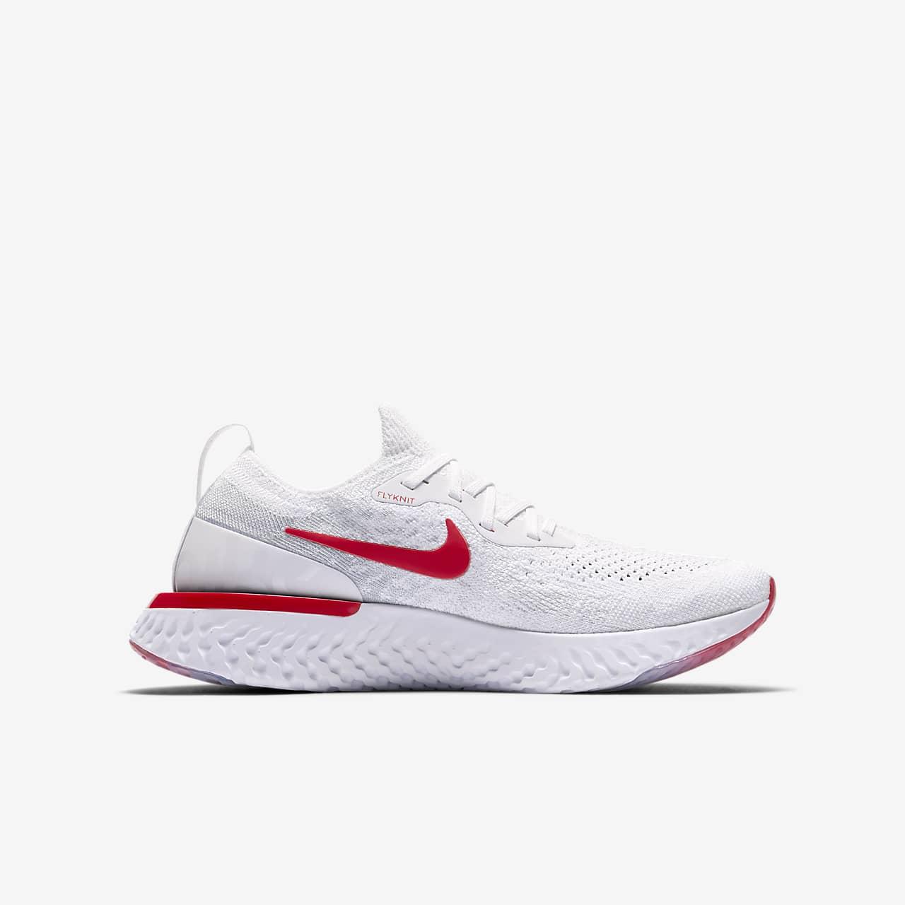 Nike Epic React Flyknit 1 Older Kids