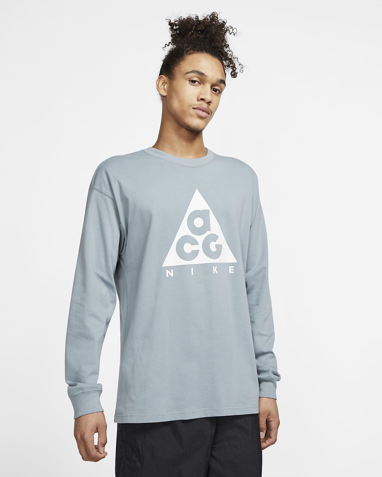 Tee-shirt à manches longues Nike ACG pour Homme