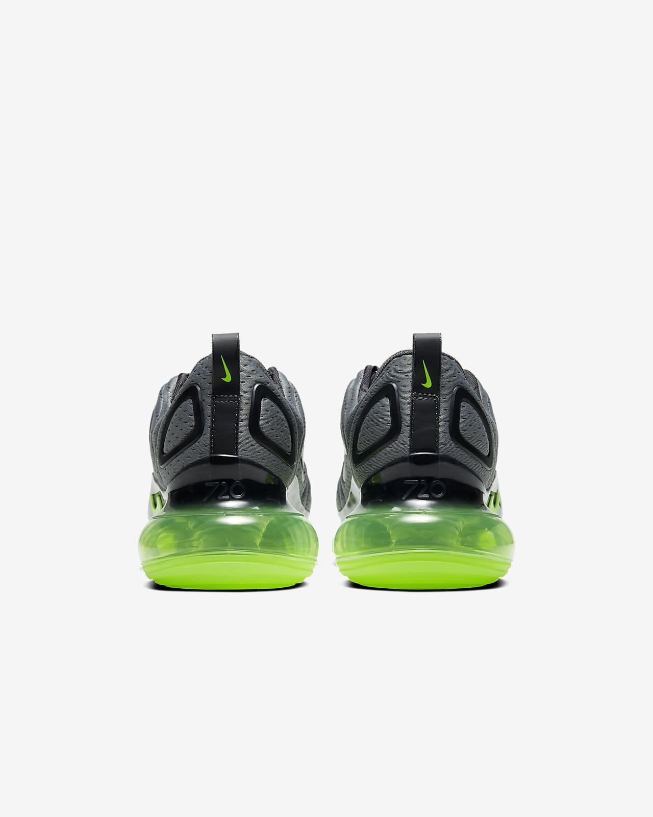 nike zapatos hombre verde