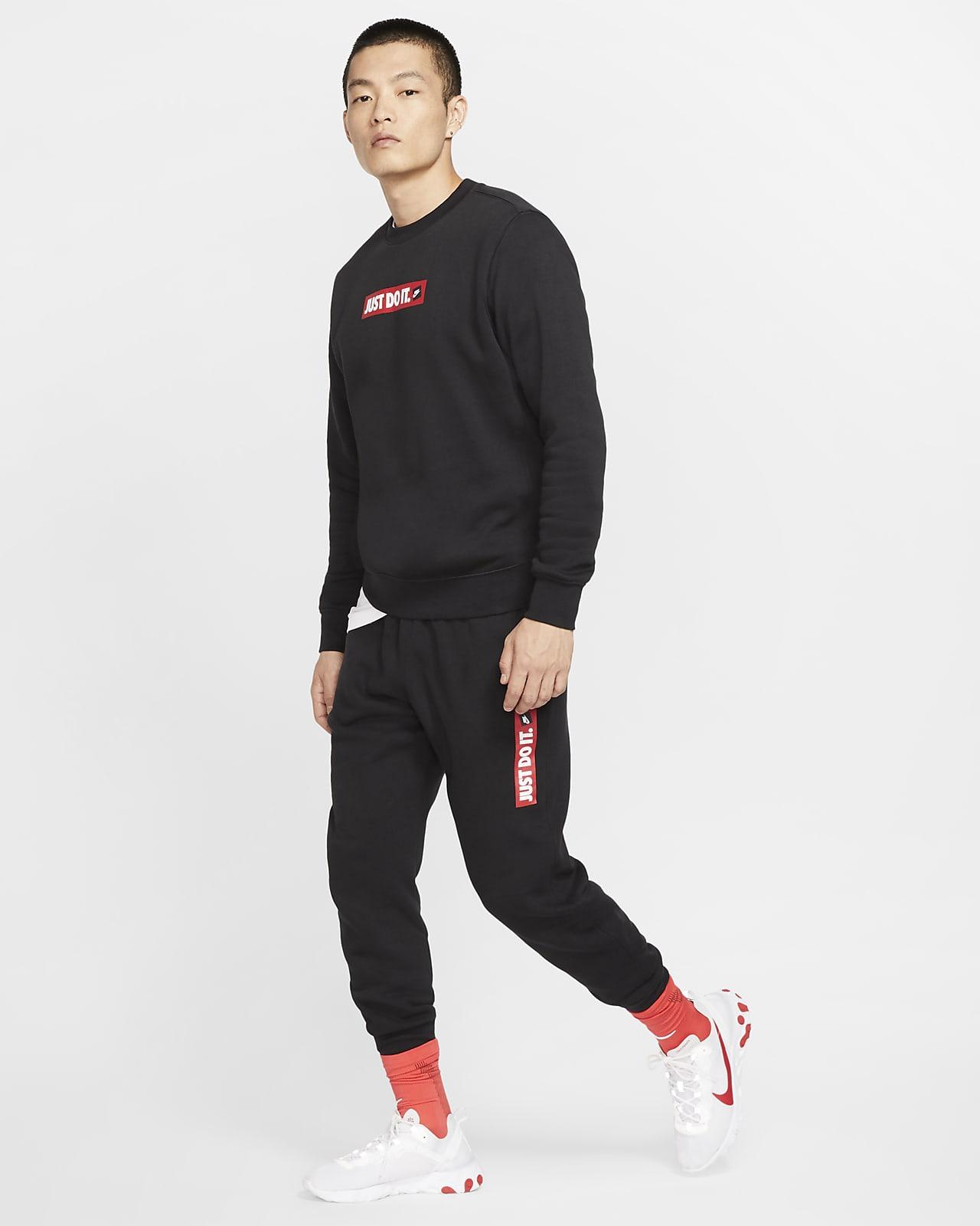 Nike Sportswear JDI 男款 Fleece 運動褲