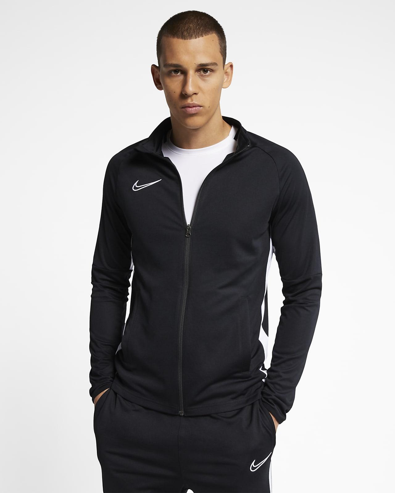 sonrojo bordado carbón  Nike Dri-FIT Academy Men's Football Tracksuit. Nike LU