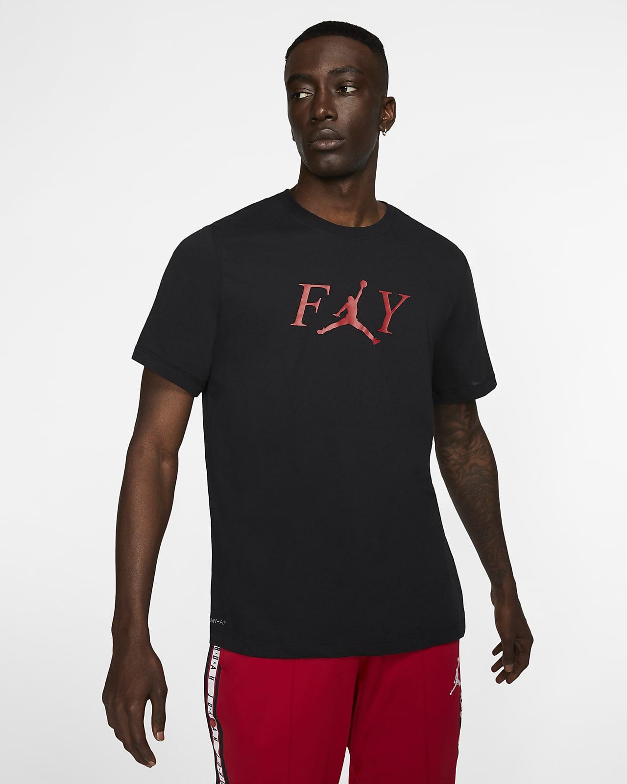 Jordan Fly 男款 T 恤