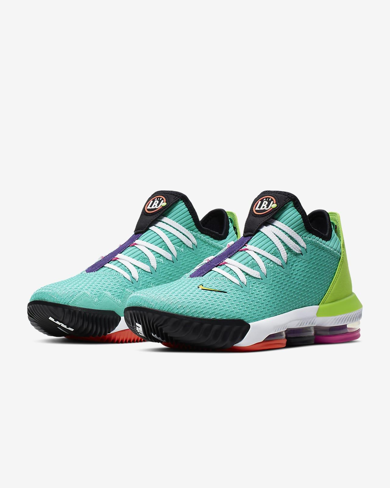 nike basketball shoes low