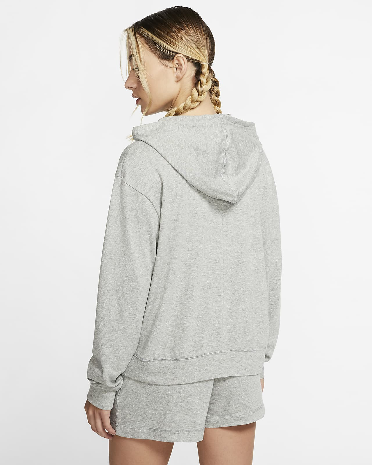 Bombero cuchara Periódico  Felpa con cappuccio e zip a tutta lunghezza Nike Sportswear Gym Vintage -  Donna. Nike CH