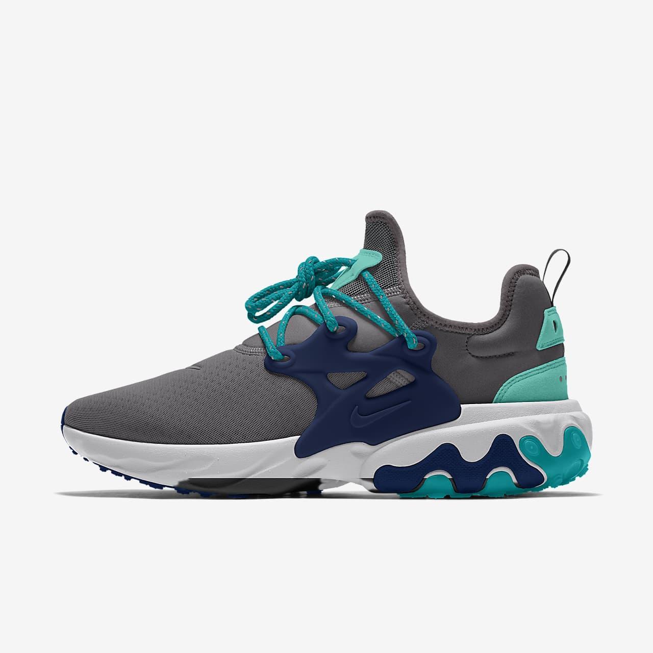Nike React Presto By You Custom Women's Shoe