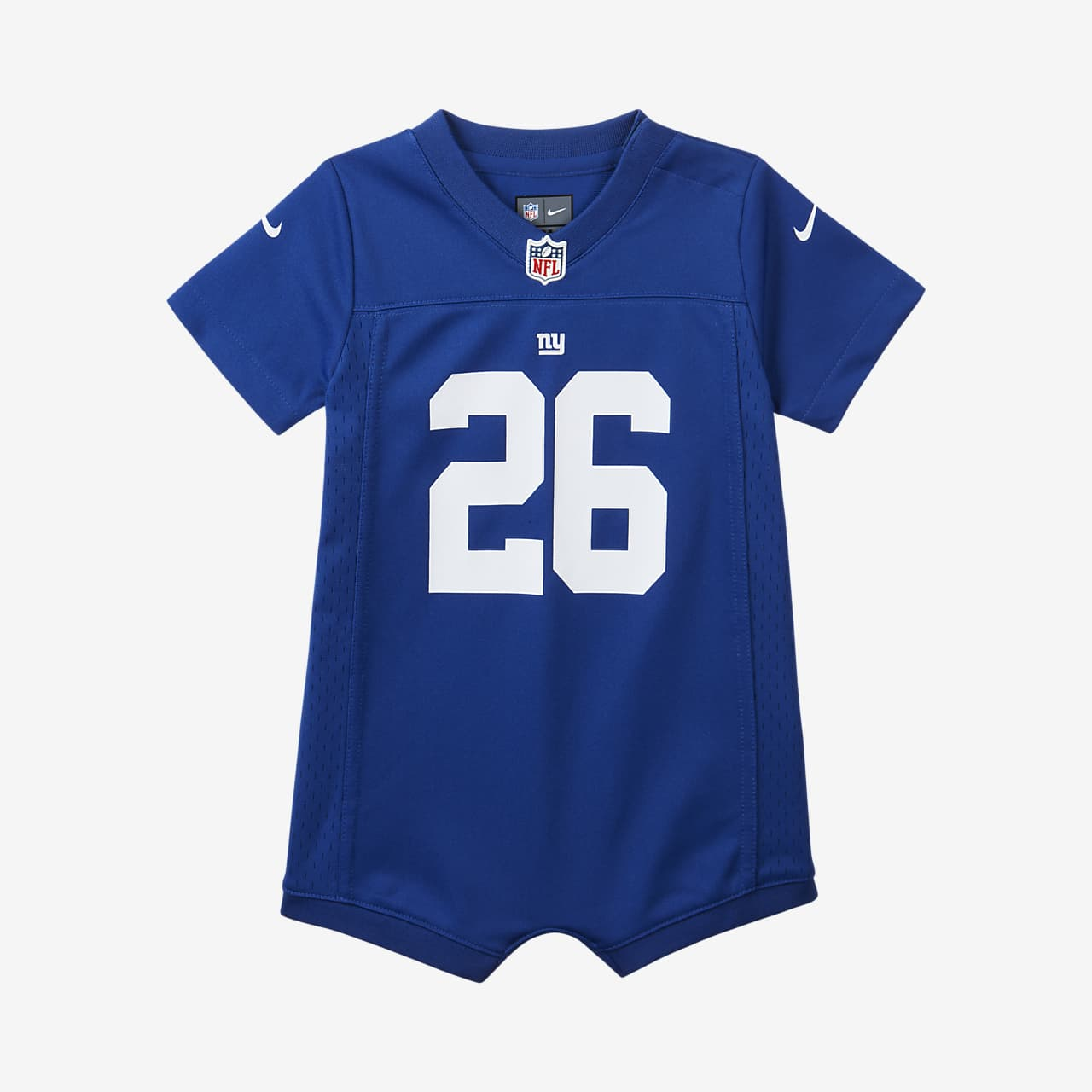 Macacão NFL New York Giants (Saquon Barkley) para bebé