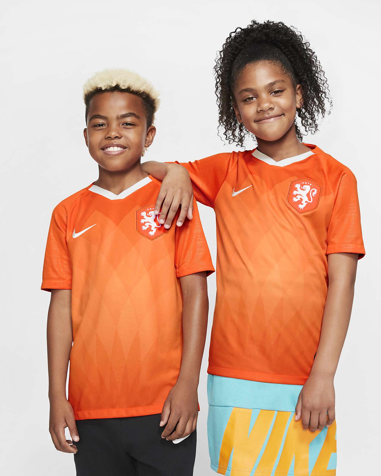 Netherlands 2019 Stadium Home futballmez nagyobb gyerekeknek