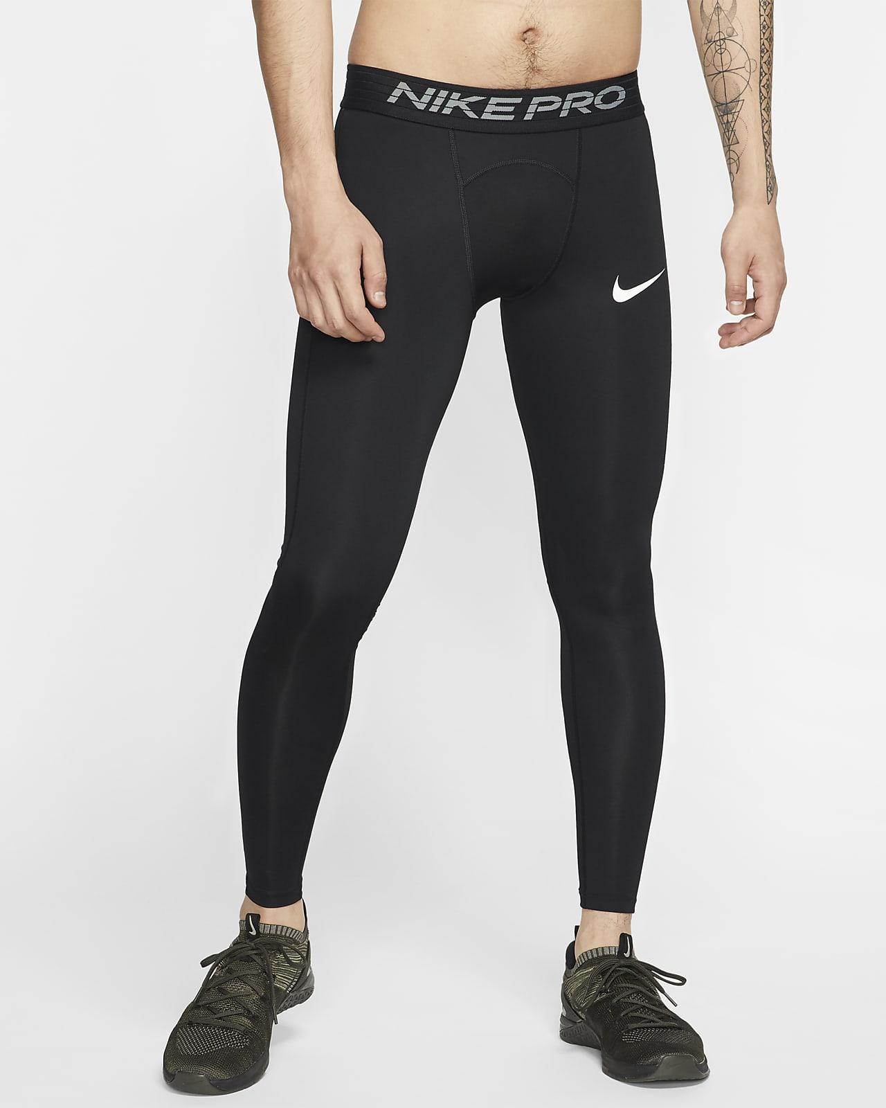 Nike Pro 男款緊身褲