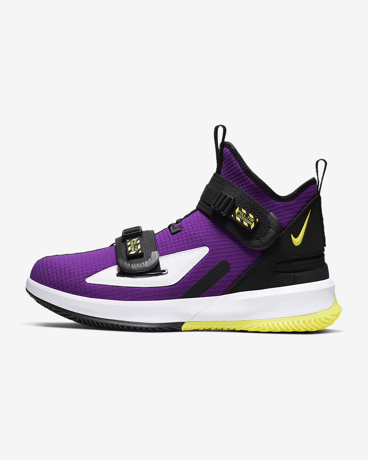 LeBron Soldier 13 FlyEase Shoe (Extra