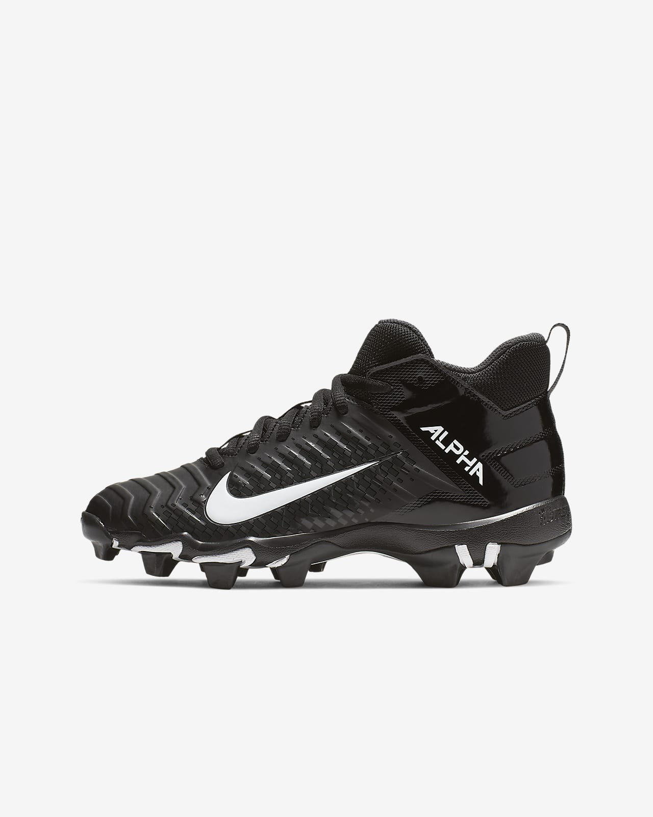 kids football cleats size 1