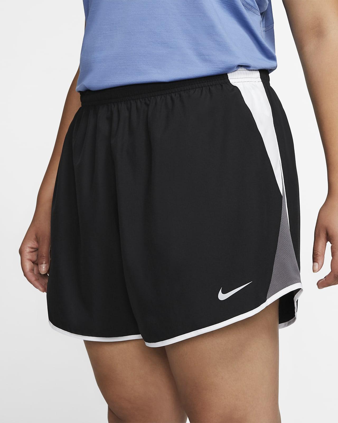 Shorts de running para mujer (talla grande) Nike