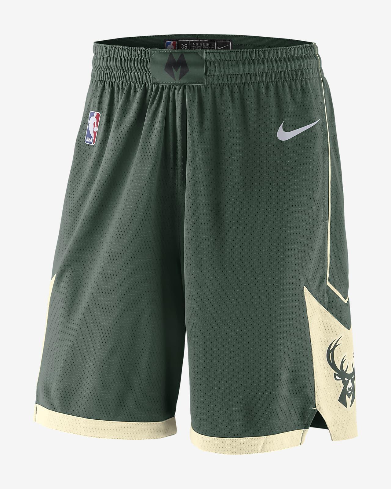 Milwaukee Bucks Icon Edition Swingman Nike NBA-herenshorts