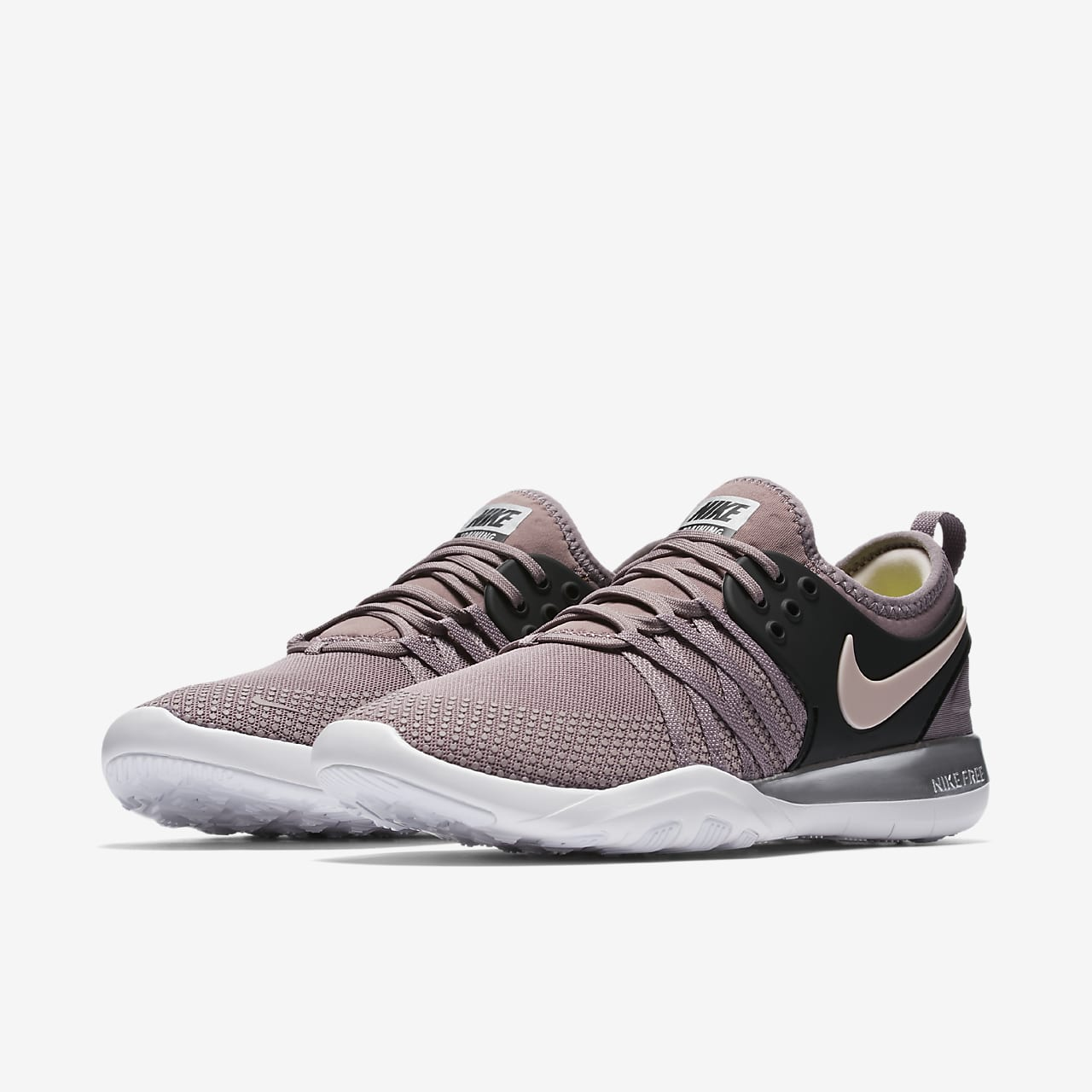 Arrepentimiento terminar alcanzar  Nike Free TR 7 Chrome Blush Women's Gym/HIIT/Cross Training Shoe. Nike IN