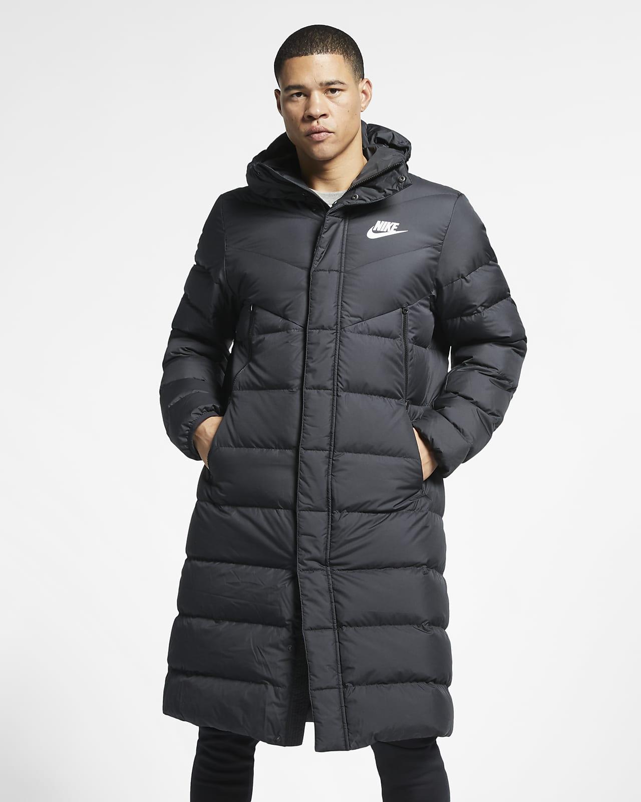 Мужская парка-пуховик с капюшоном Nike Sportswear Windrunner Down Fill