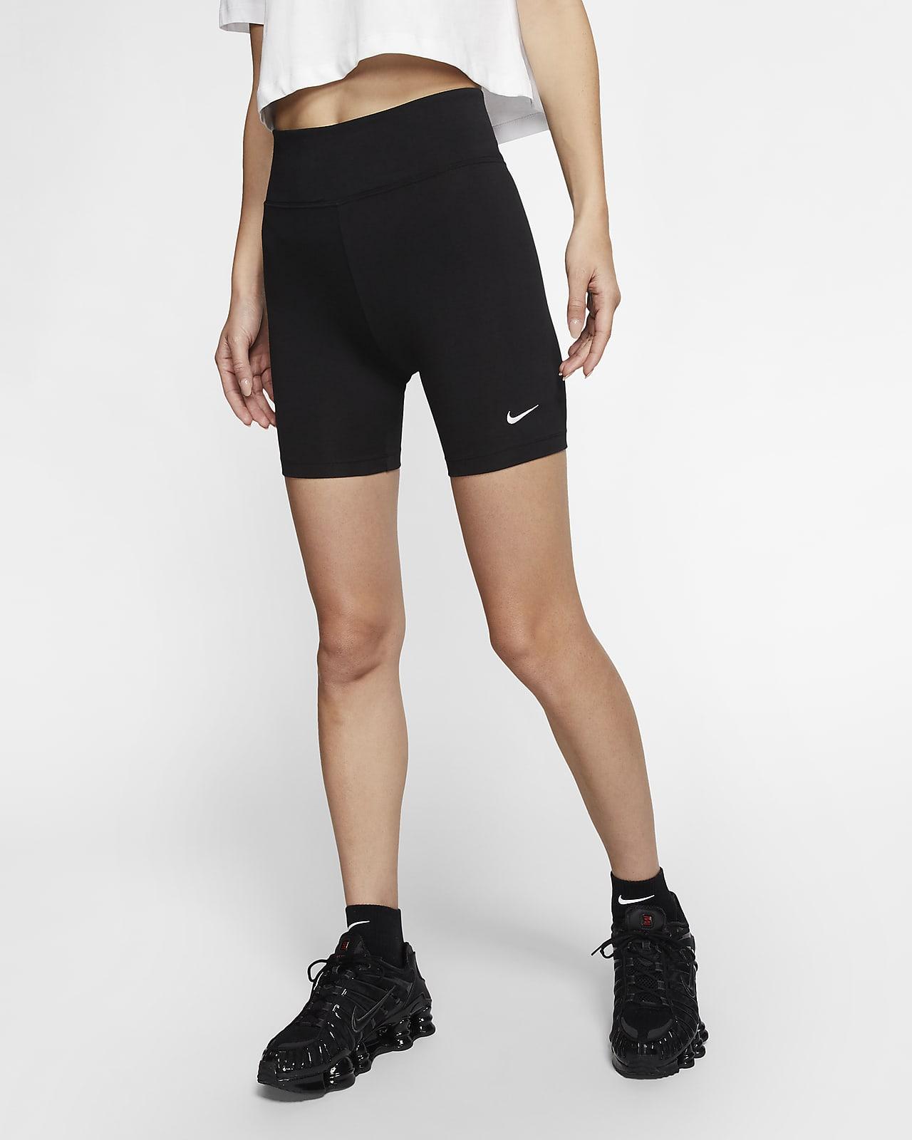 Nike Sportswear Leg A See Pantalon Corto De Ciclismo Mujer Nike Es