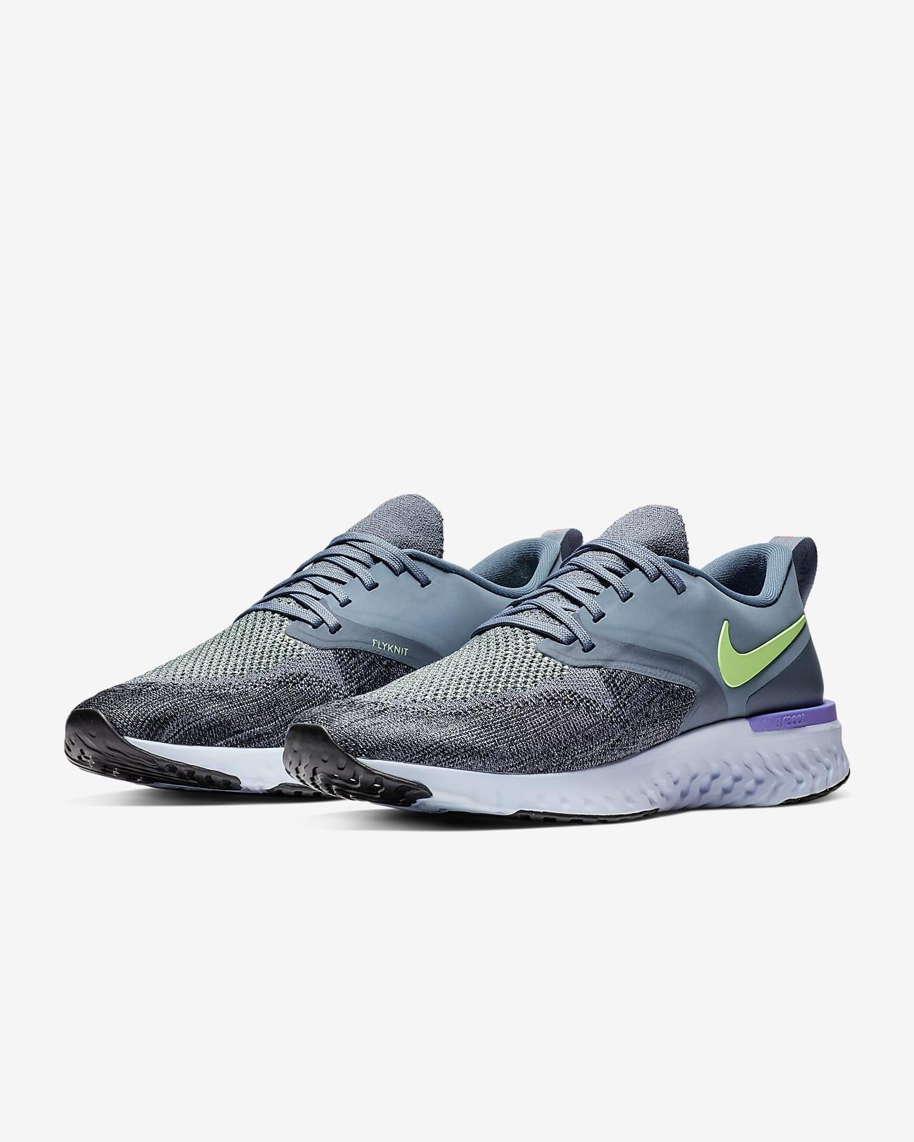 he equivocado Adolescente Escarpado  Nike Odyssey React Flyknit 2 Men's Running Shoe. Nike MY