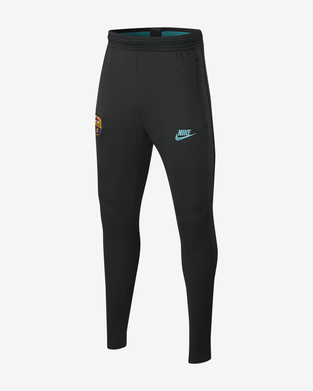 Nike Dri-FIT FC Barcelona Strike Older Kids' Football Pants