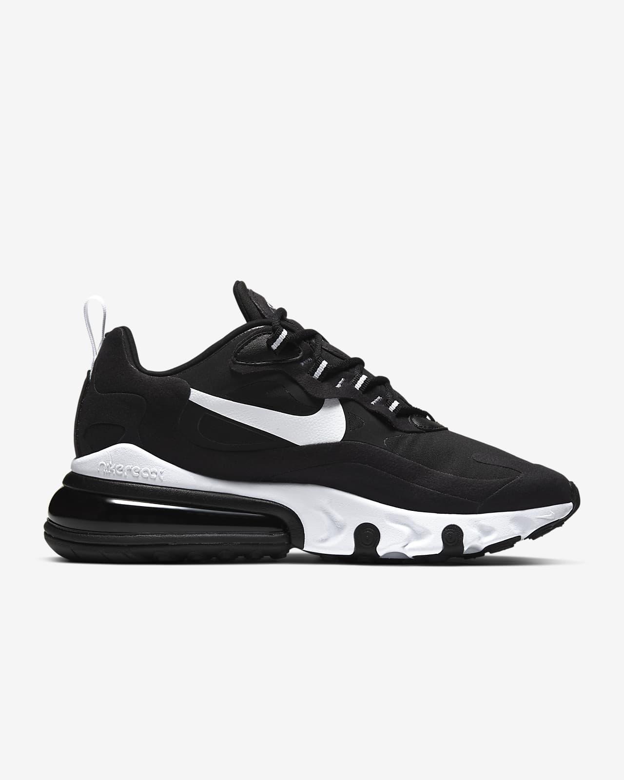 nike air max 270 gray and black