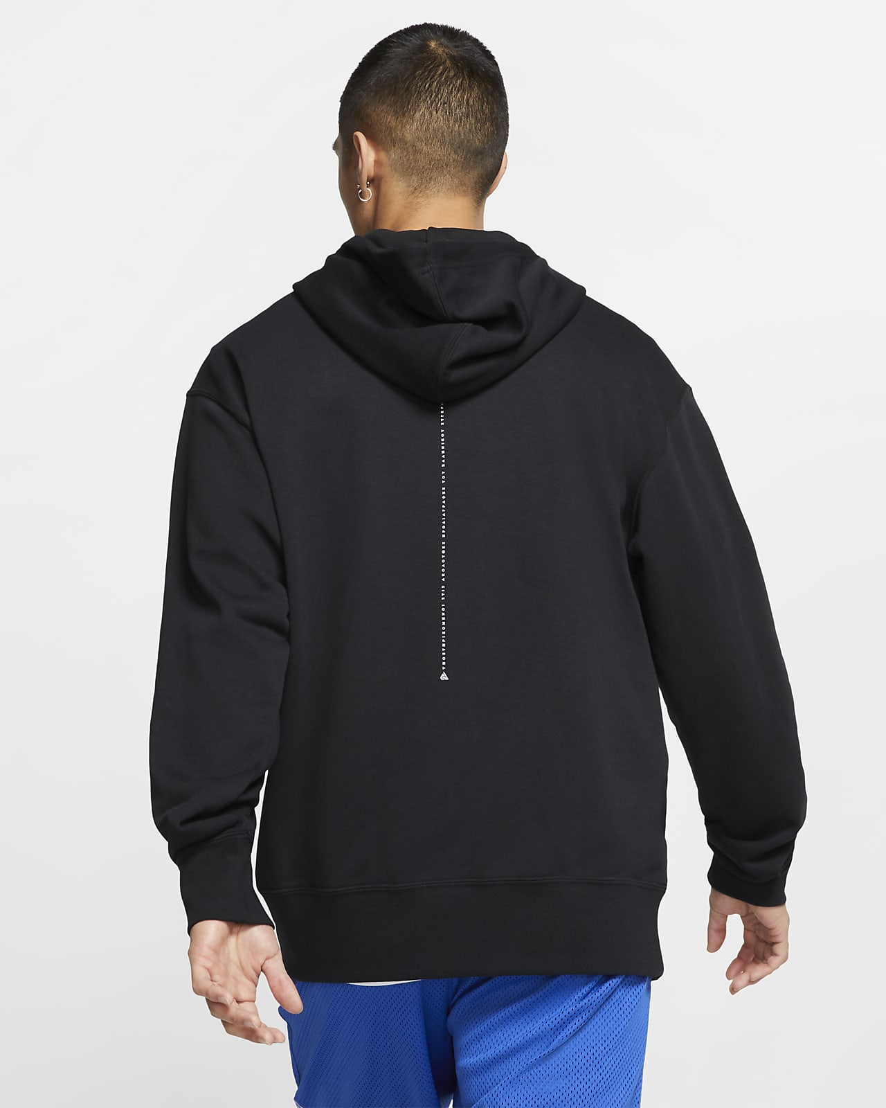 Giannis Men's Basketball Hoodie. Nike MY