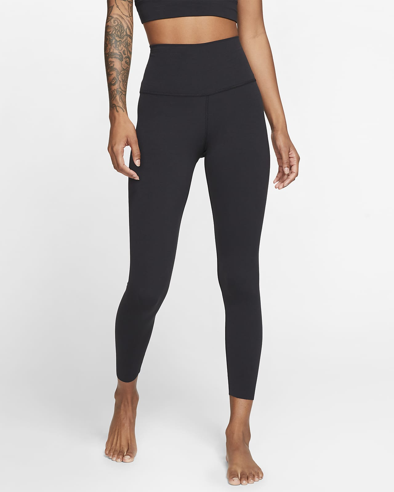 Nike Yoga Luxe Women's High-Waisted 7/8 Infinalon Leggings