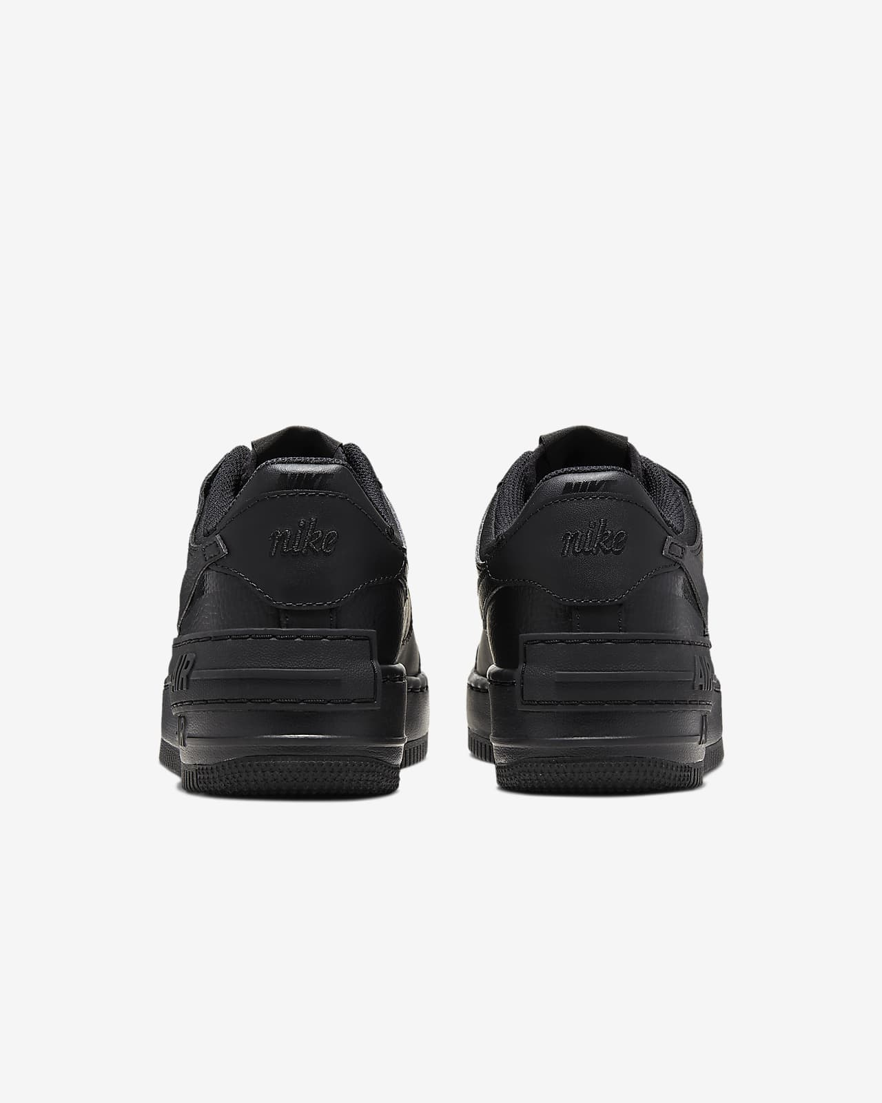 Nike Air Force 1 Shadow Women S Shoe Nike Si Nike air force one af1 uptowns men's low top classic all black size 9.5. nike air force 1 shadow women s shoe
