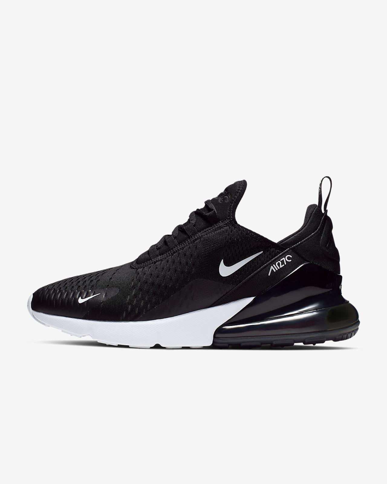 nike chaussure noir et blanche