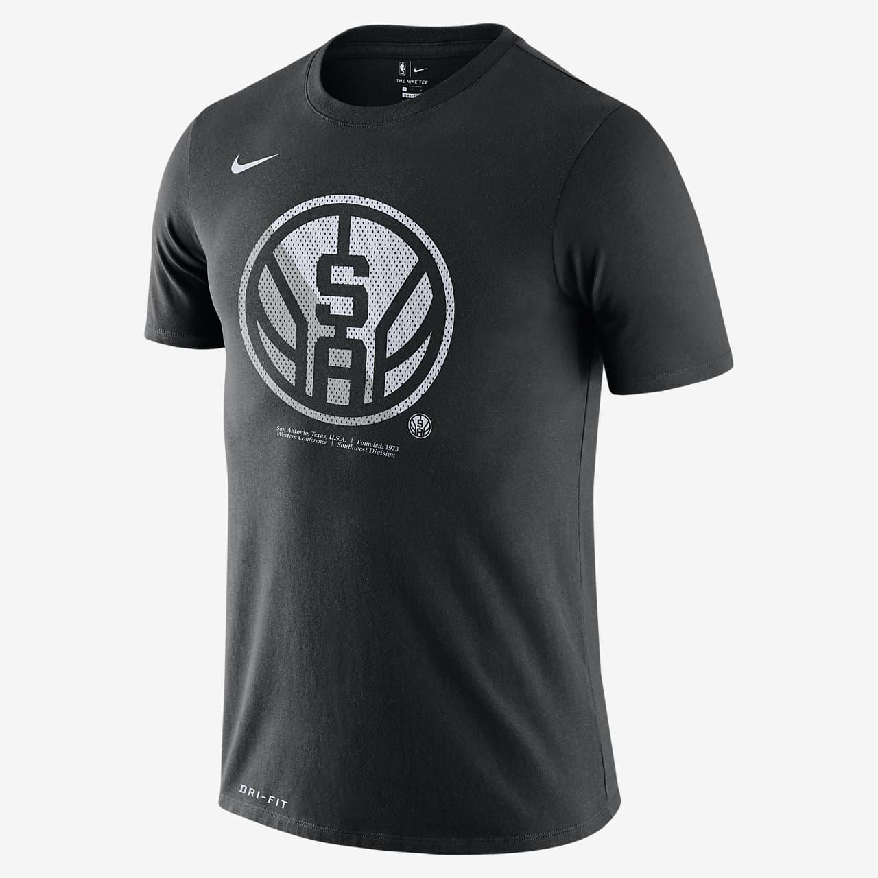 San Antonio Spurs Nike Dri-FIT Men's NBA T-Shirt