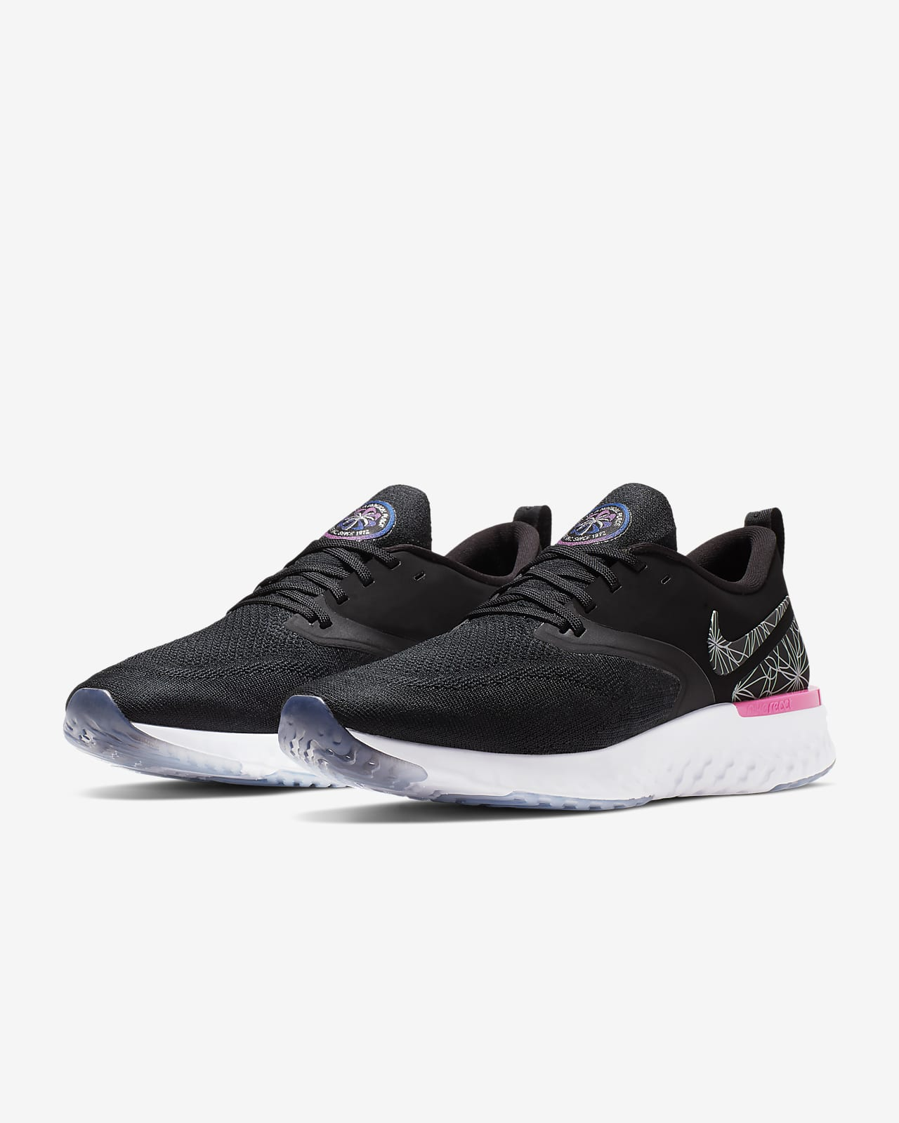 Nike ODYSSEY REACT FLYKNIT 2 Herren Neutralschuhe AH1015