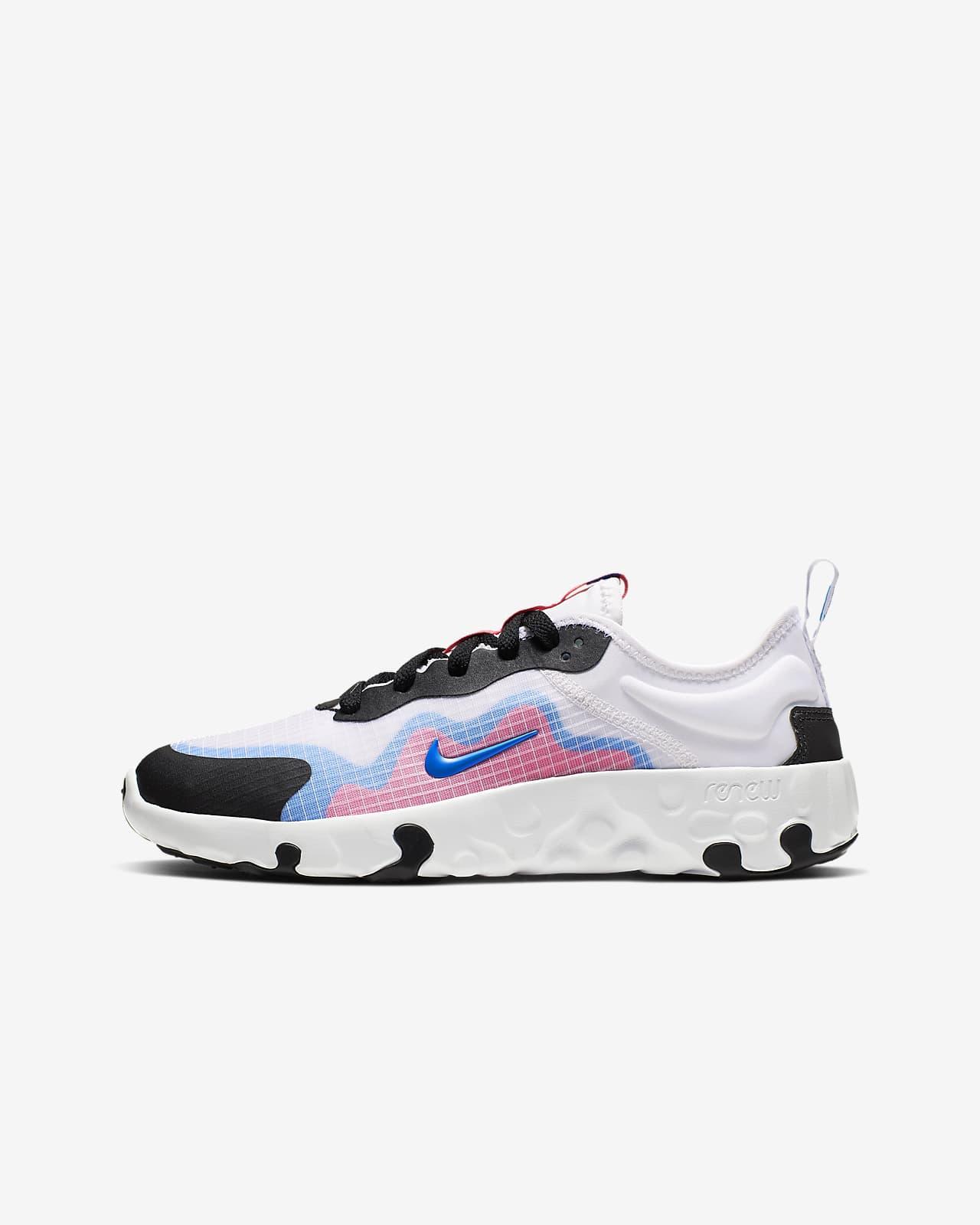 Nike Renew Lucent Older Kids' Shoe. Nike LU
