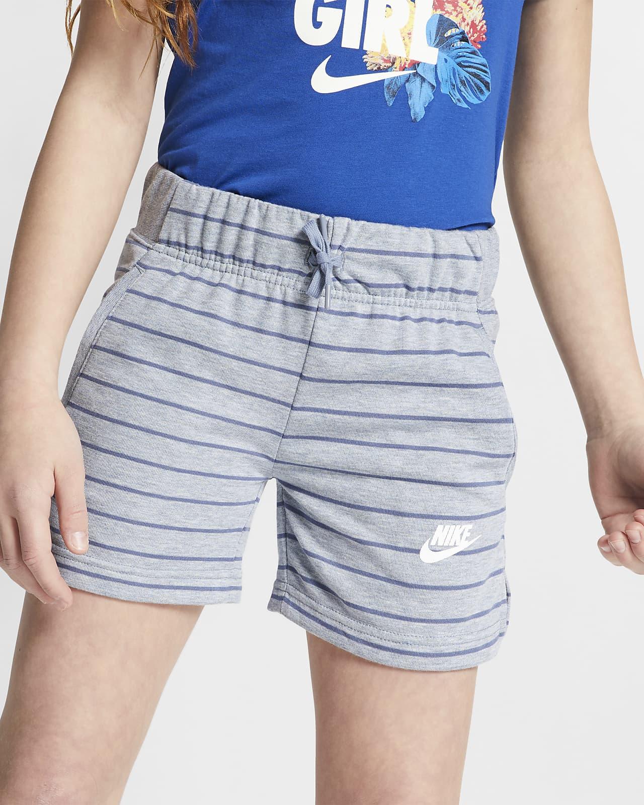 Nike Sportswear 大童(女孩)短裤