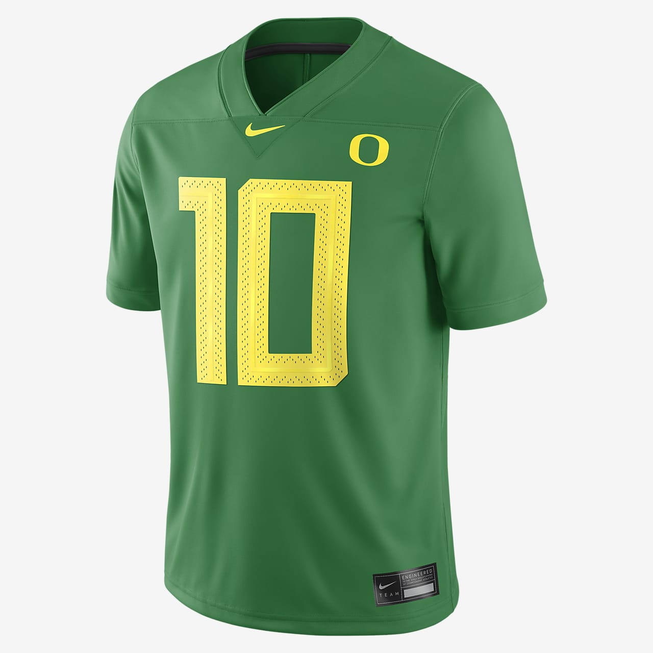 fitted football jerseys
