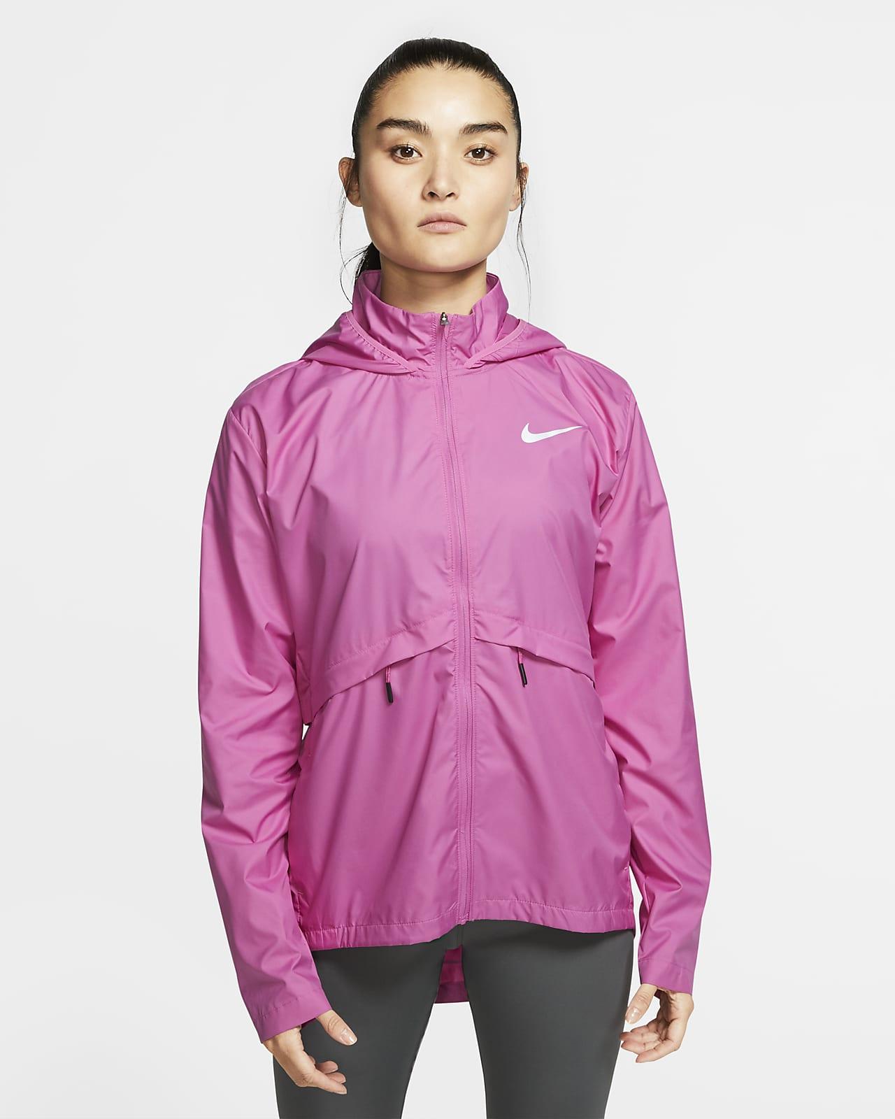Nike Essential Women's Packable Running Rain Jacket