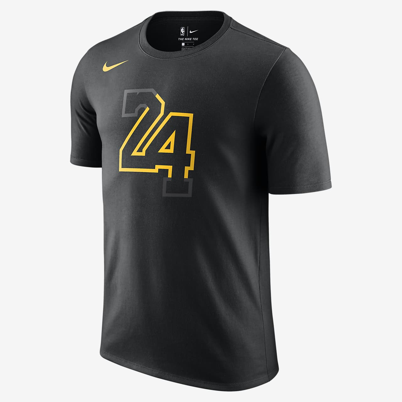 Nike Dry (Los Angeles Lakers) Men's Basketball T-Shirt