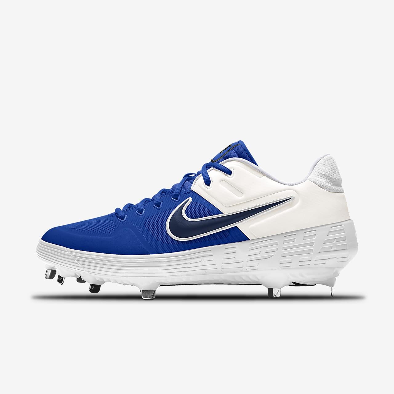 Nike Alpha Huarache Elite 2 Low By You Custom Baseball Cleat