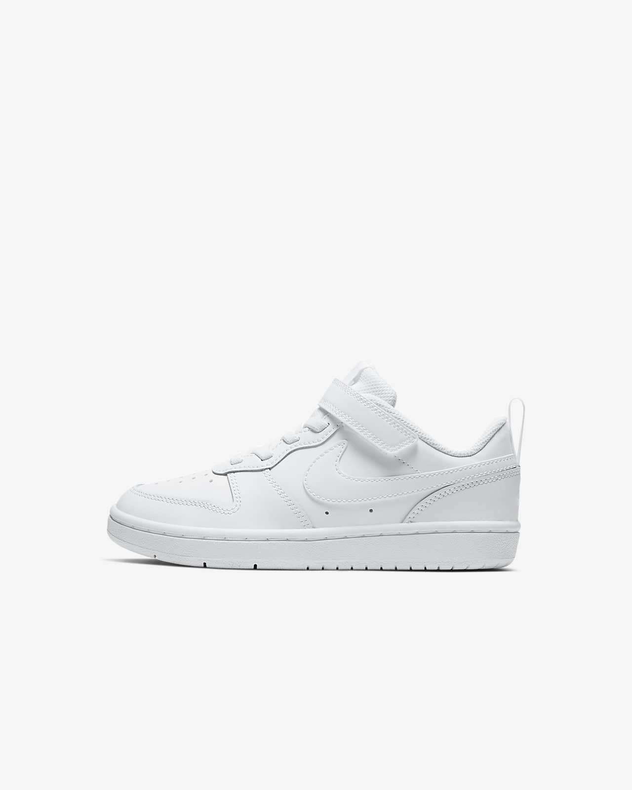 Calzado para niños talla pequeña Nike Court Borough Low 2