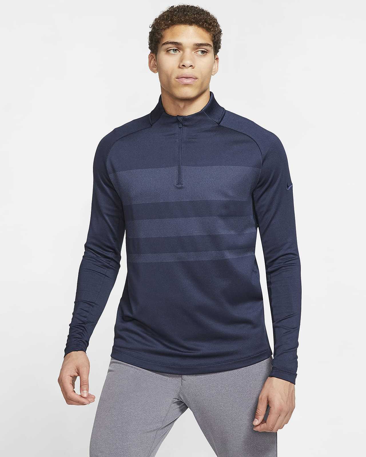 Nike Dri-FIT Vapor Men's 1/2-Zip Golf Top