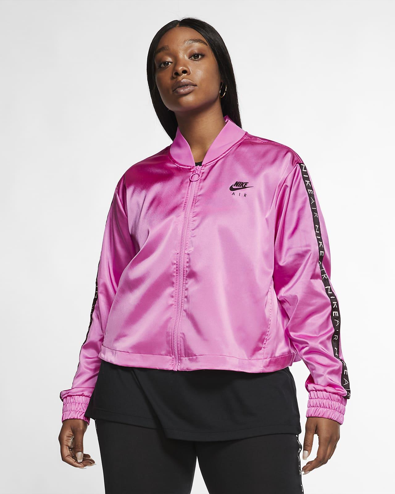 Nike Sportswear AIR Veste de survêtement echo pink