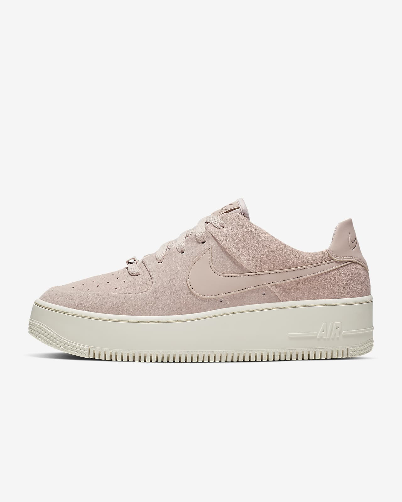 baskets nike air force 1 beige