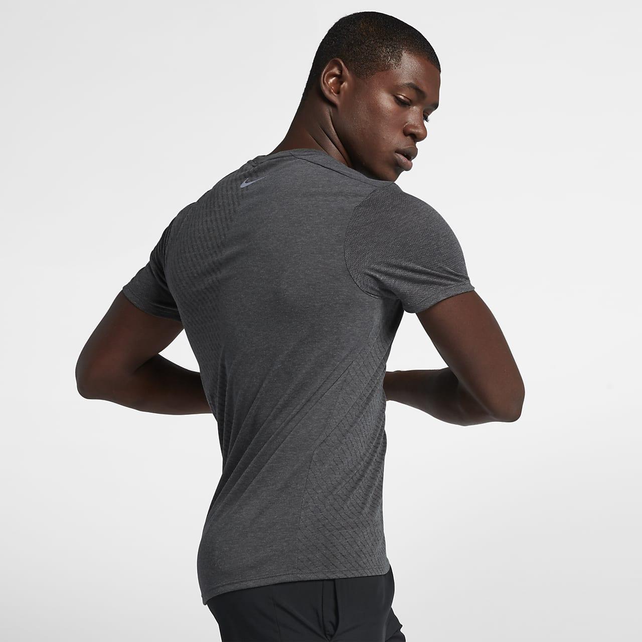 Nike Tailwind Men's Short-Sleeve Running Top