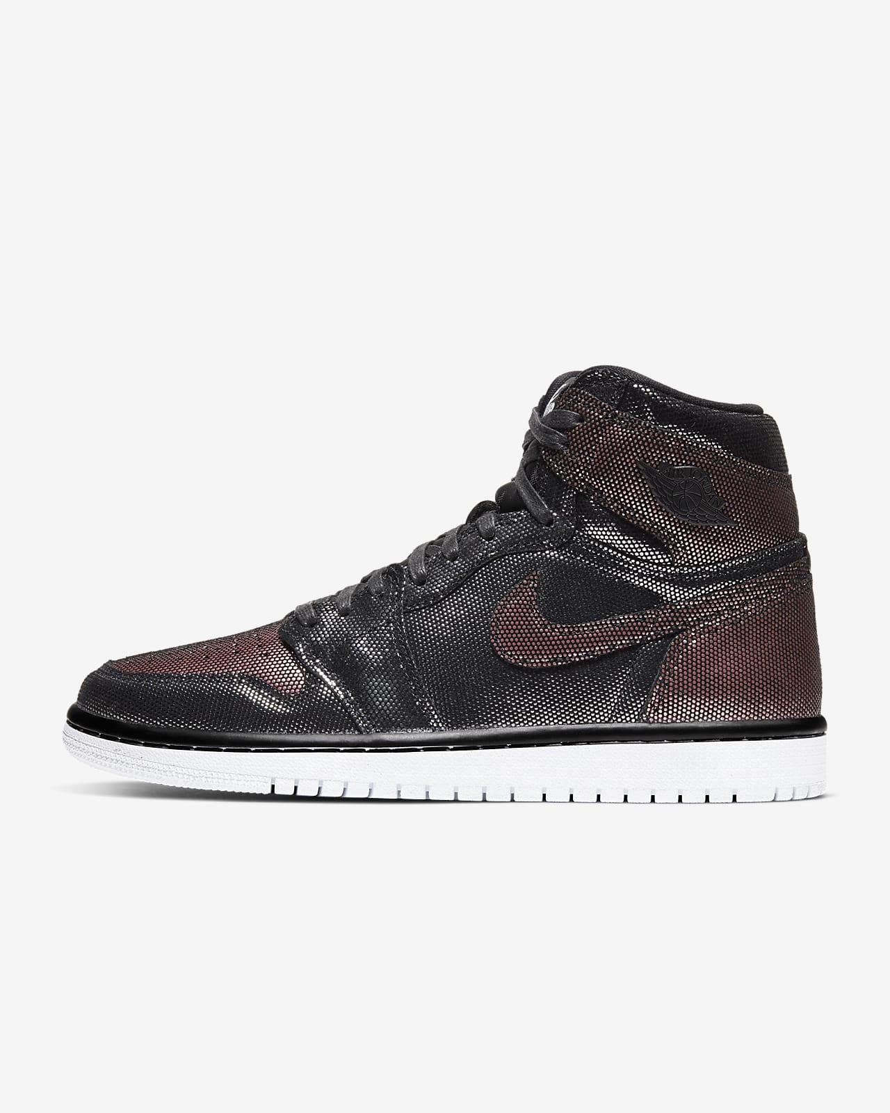 Air Jordan 1 Hi OG Fearless Women's Shoe