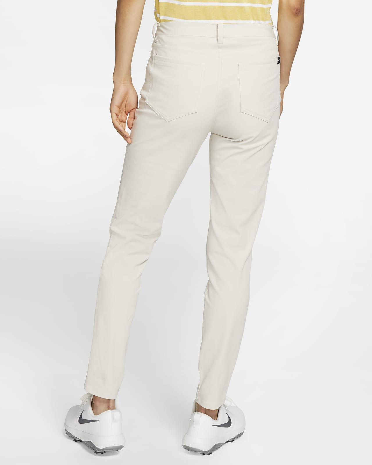 Pantalones Para Golf De Ajuste Entallado Para Mujer Nike Nike Com