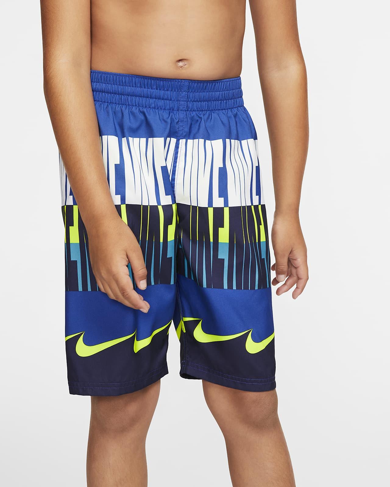 Calções de voleibol de 20 cm Nike Clash Breaker Júnior (Rapaz)