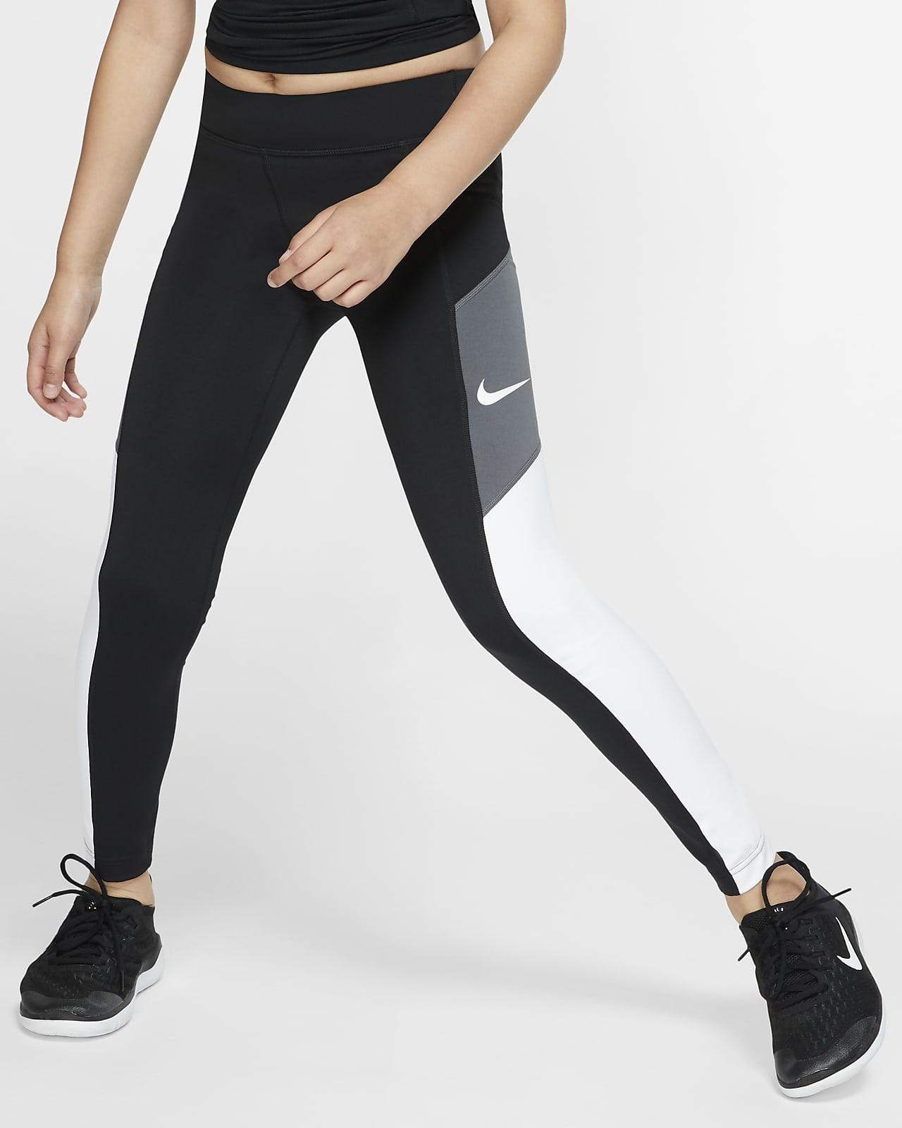 Nike Trophy Older Kids' (Girls') Training Leggings