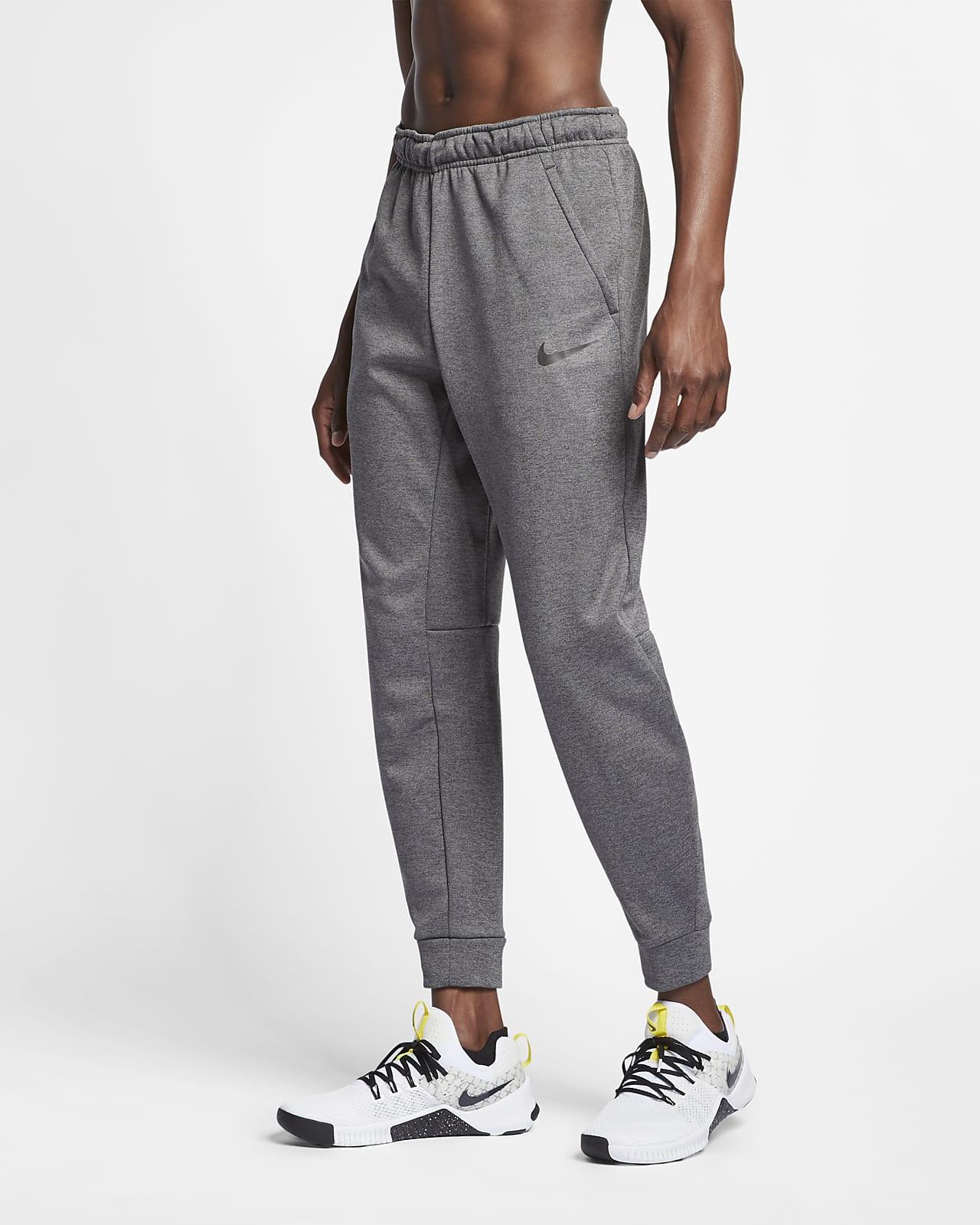 Мужские брюки с зауженным книзу кроем для тренинга Nike Therma-FIT