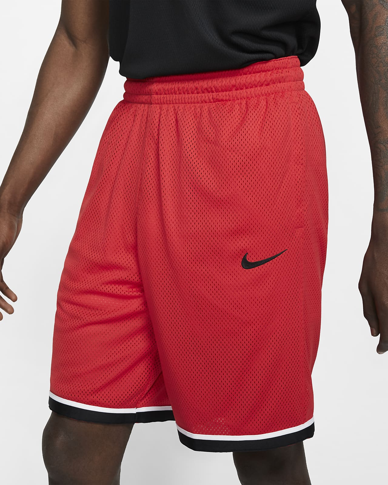 Nike Dri-FIT Classic Basketbalshorts voor heren